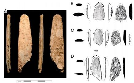 The Neanderthal lissoirs